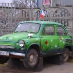 Памятник ЗАЗ-965А